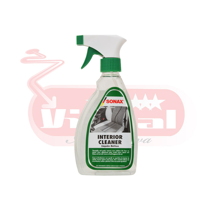 INTERIOR CLEANER SONAX LIMPADOR MULTIUSO 500ml