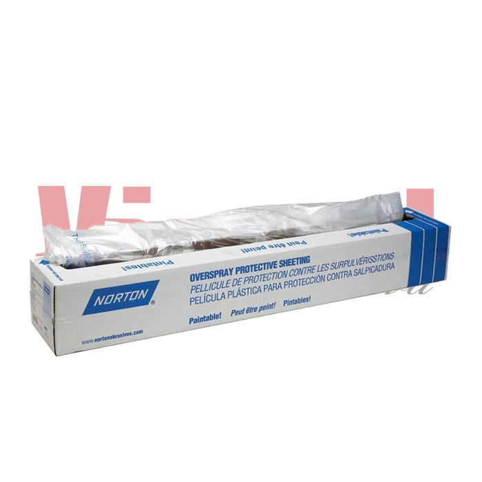 CAPA PLASTICA NORTON - WHITE 4.88m X 121.92m