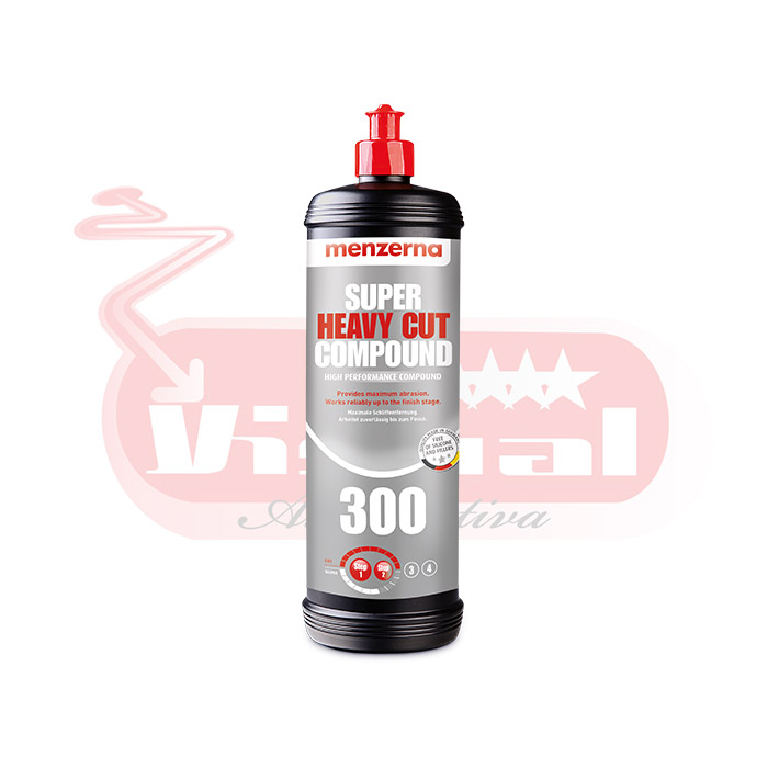 Menzerna 300 - Super Heavy Cut Compound