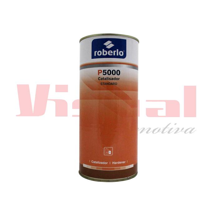 CATALISADOR ROBERLO P5000 VERNIZ 150HS 835ml