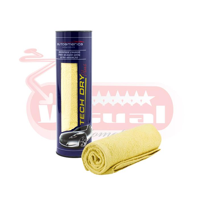 Flanela Autoamerica Tech Dry Plus 70x40cm