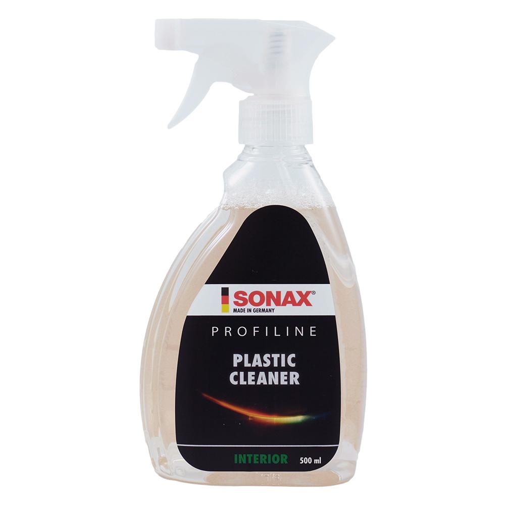 LIMPA PLASTICO SONAX - PLASTIC CLEANER 500ml