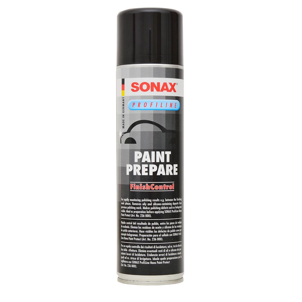 CONTROLE FINAL SONAX - PAINT PREPARE SPRAY 400ml