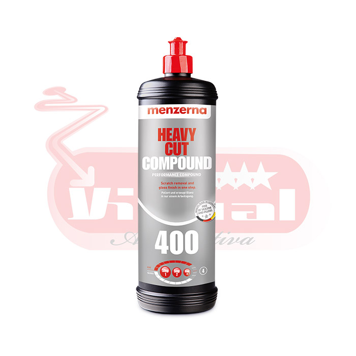 Menzerna 400 - Heavy Cut Compound Corte