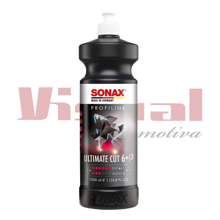 COMPOSTO POLIDOR SONAX - ULTIMATE CUT 6+ 1L