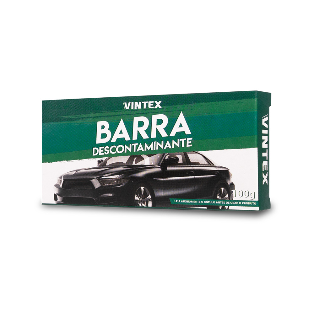 BARRA DESCONTAMINANTE VINTEX 100G